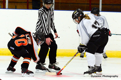 Foothills Flyers PeeWee 2 vs Oyen Oct 27 2013