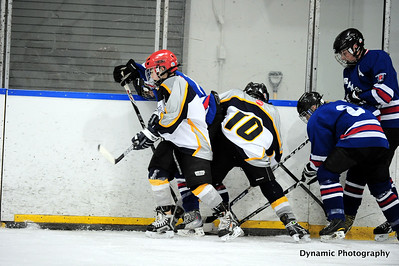 High River Bantam 2 vs Blackfoot Mar 31 2012