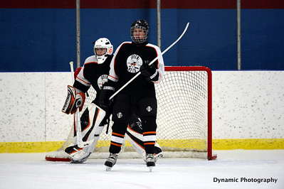 High River Midget 1 vs Oyen Bees Nov 3 2012