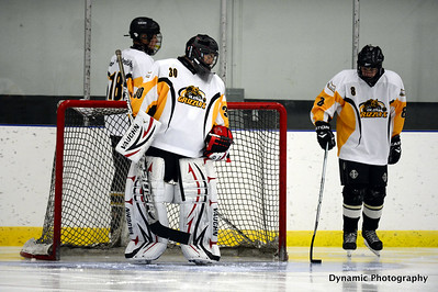 High River Midget 2 vs Olds Nov 2 2012