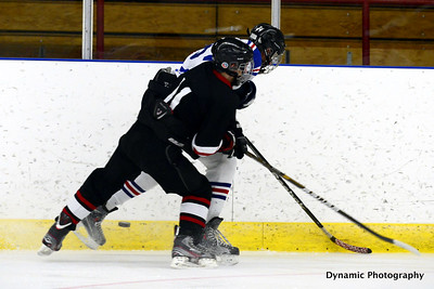 High River Midget 2 vs Beiseker Mar 10 2013
