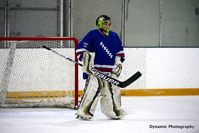 High River Midget 2 vs Beiseker Mar 8 2013