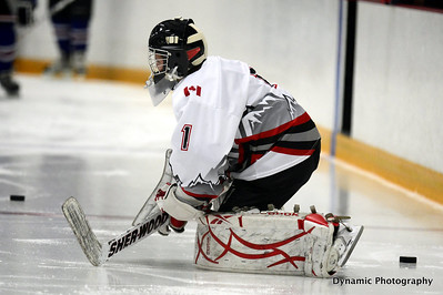 High River Midget 2 vs Cochrane Feb 24 2013