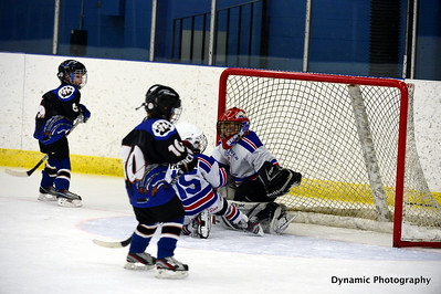 High River Novice 2 vs Red Cliff Jan 12 2013