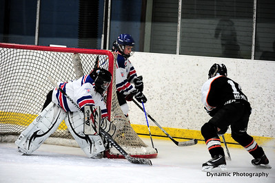 High River PeeWee 2 vs Drumheller Mar 10 2012