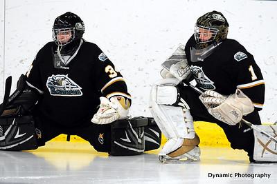 Highwood Raiders vs Calgary Flyers Jan 15 2012