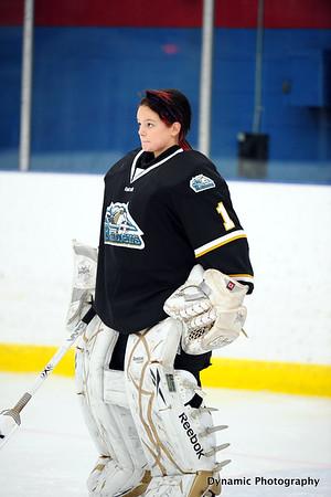 Highwood Raiders vs Calgary Bruins Jan 14 2012
