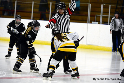 Highwood Raiders vs Calgary Bruins Nov 25 2012