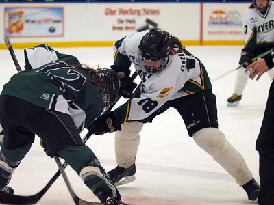 Calgary Flyers vs Saskatoon Stars Dec 31 2009