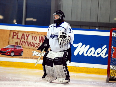 Edmonton Thunder vs Weyburn Wings Dec 29 2009