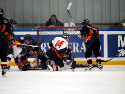 Medicine Hat Hounds vs Melville Prairie Fire Dec 28 2009