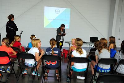 Okotoks Female Development Hockey Camp Aug 9  2014