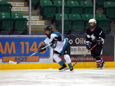 Havre vs Calgary Nov 21 2009