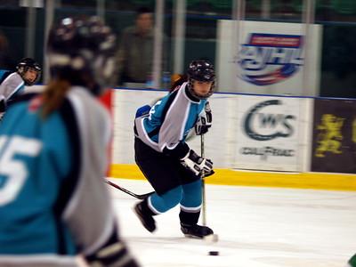 Okotoks vs Calgary Nov 22 2009