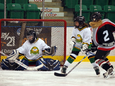 Okotoks vs Ft Sask Nov 21 2009