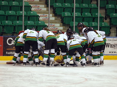 Okotoks vs Havre Nov 2009