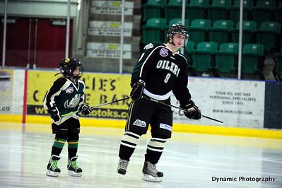 Okotoks Oilers vs Camrose Kodiaks Jan 24 2012