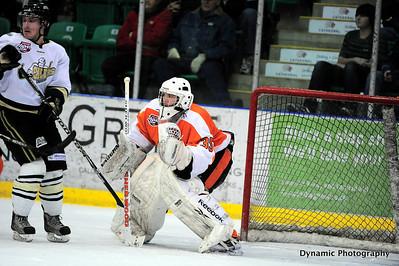 Okotoks Oilers vs Drumheller Dragons Feb 25 2012