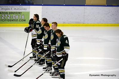 Okotoks Oilers @ Calgary Canucks Nov 5 2012