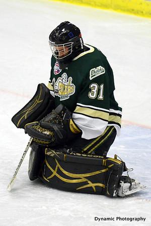 Okotoks Oilers @ Camrose Kodiaks Oct 11 2012