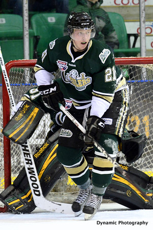 Okotoks Oilers vs Drayton Valley Thunder Jan 13 2013