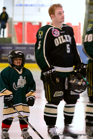 Okotoks Oilers vs Sherwood Park Crusaders Jan 24 2013
