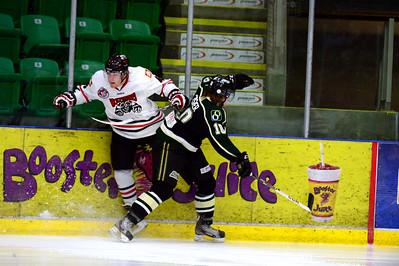 Okotoks Oilers vs Whitecourt Wolverines Jan 26 2014