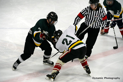 SCAHL Midget AA North vs South All Star Game Jan 20 2013