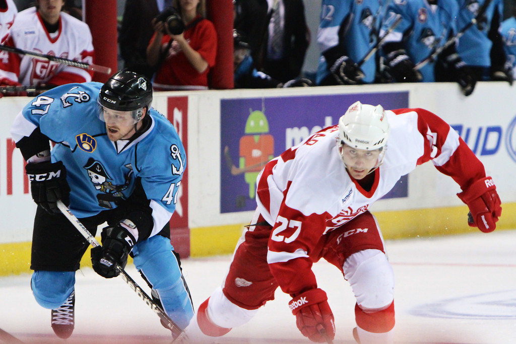 Tatar Drives to the Goal