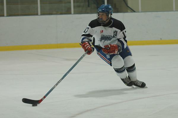 2007 - 2008 Caledonia Thunder Hockey