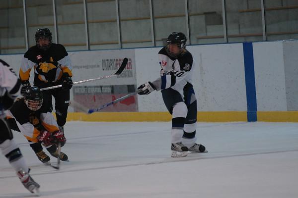 2008 - 2009 Caledonia Thunder Hockey