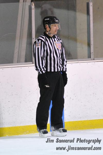 White Plains High School Varsity Hockey January 2010