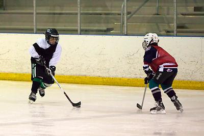 08-30-2009 IceTime 3vs3 Clinic