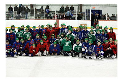 03-15-2009 Shamrock Shootout Skills Competition at Ice Time Sports Complex