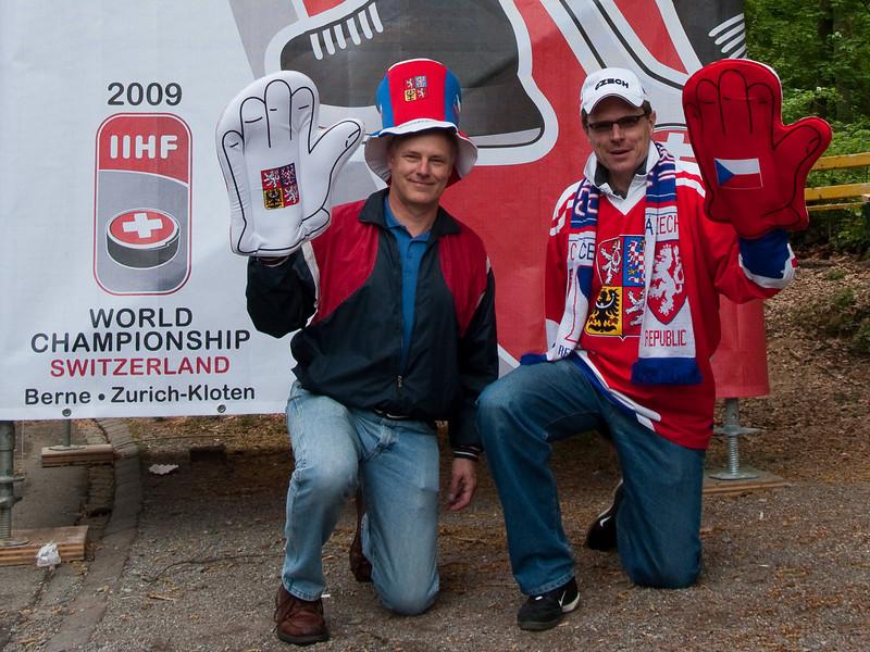 Czech Latvian Americans
