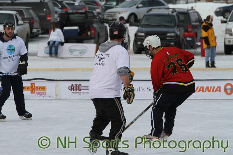 Black Ice Pond Hockey 2011