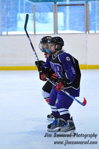 New Rochelle vs. White Plains at Ebersole Modified Ice Hockey