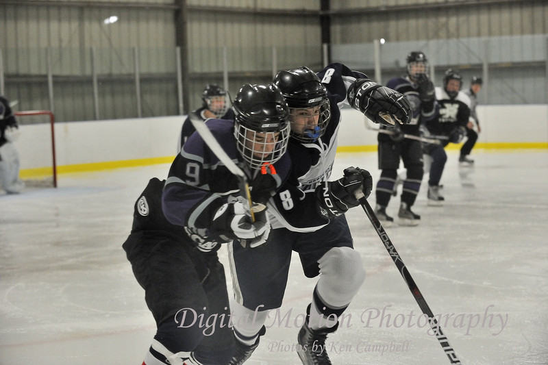 OHS at Ice Hockey jamboree