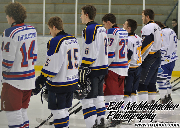 Hockey, Caledonia, Jr C. All Star Game