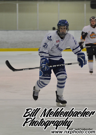 Hockey, Caledonia, Jr C. All Star Game