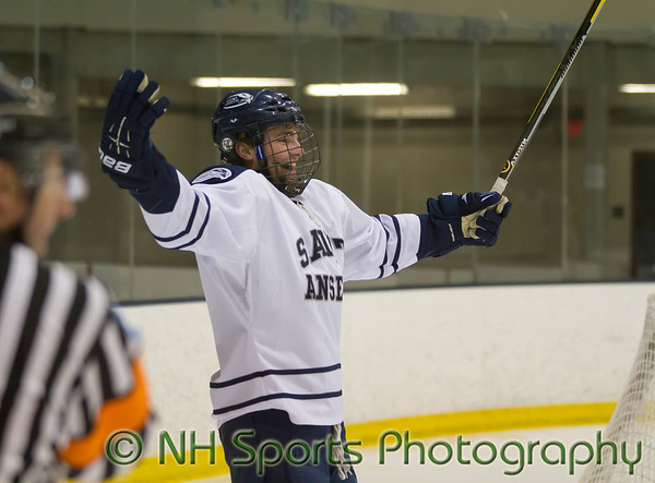 St. Anselm vs Salem State 1-31