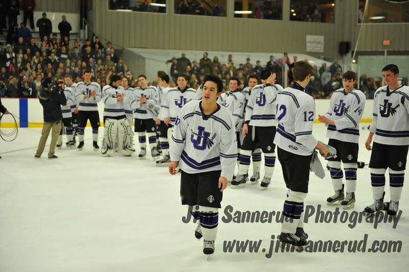 John Jay vs. Rye, Section 1 Division 2 Final
