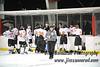 White Plains High School Tigers vs. Pelham Pelicans Varsity Ice Hockey at Ebersole Ice Rink, Thursday, January 10, 2013, White Plains lost 3-2