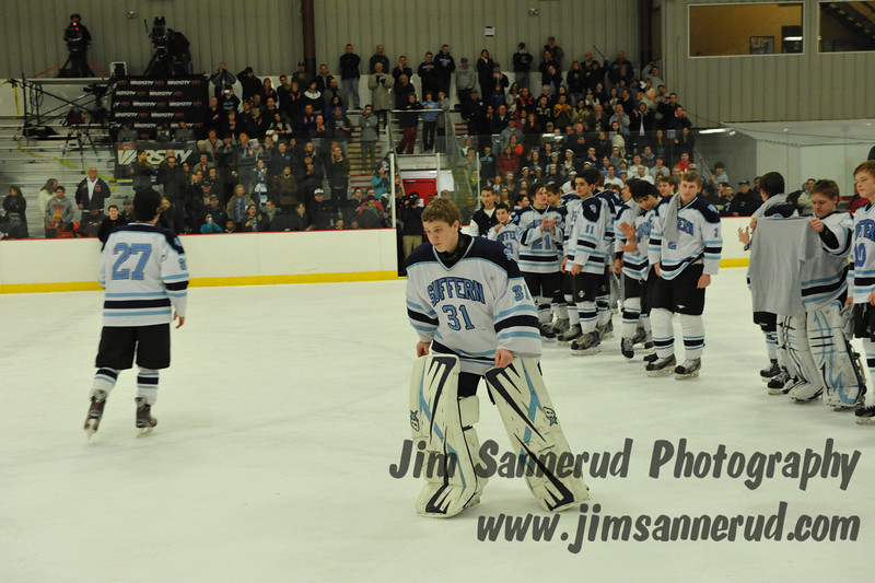 Suffern vs. Mamaroneck, Section 1 Division 1 Final