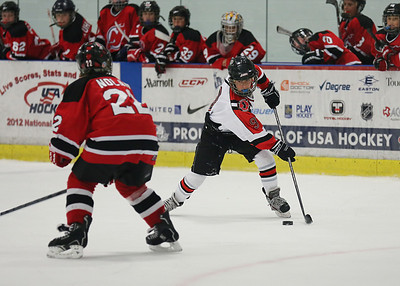 09-23-2012 NJ Bandits vs NJ Devils