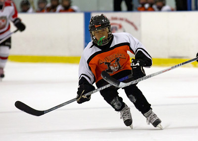 10-28-2012 NJ Bandits vs Mamaroneck Tigers Squirt