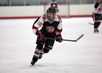 Silver Stick NJ Bandits vs York Devils PeeWee
