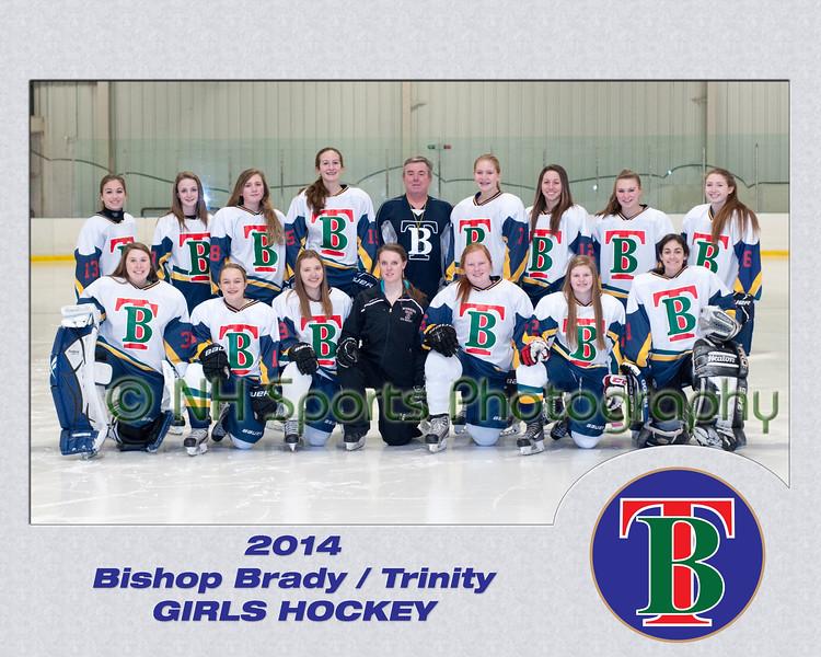 Brinity - Girls Player / Team Photos