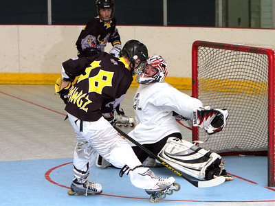 RMU,  IN-LINE Hockey, Moon, 006/02/2014