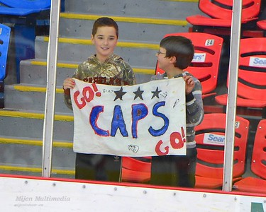 02-13-15 Prince George at Cowichan Capitals
